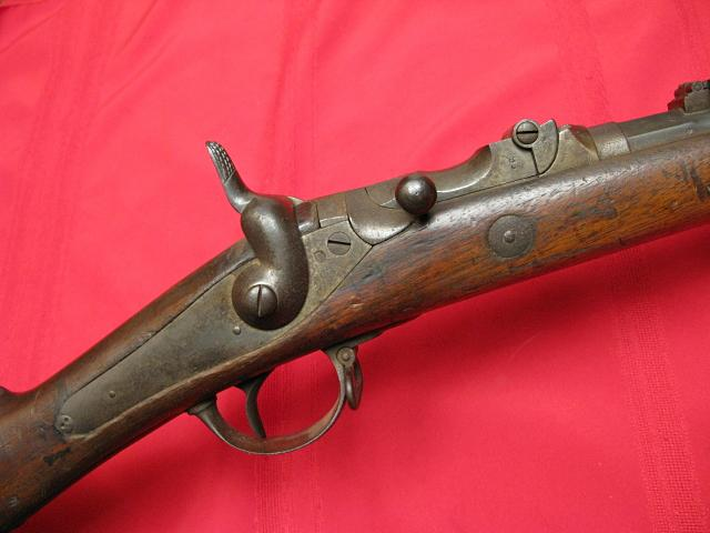 Antique Military Rifles